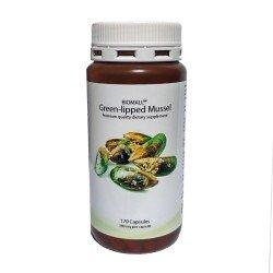 Зеленоуста мида 500 мг 170 капсули | BioMall