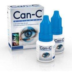 Can-C Капки за Очи против Катаракта 2 X 5 мл