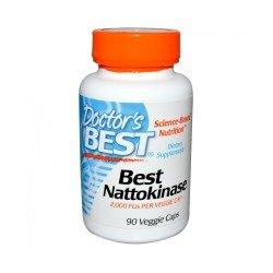 Натокиназа (Nattokinase) 2000 FU 90 капсули | Doctor's Best