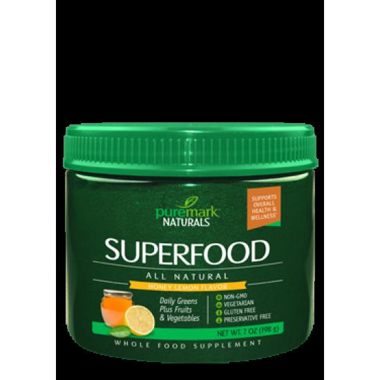 Superfood All Natural Plant 198 gr PureMark Naturals